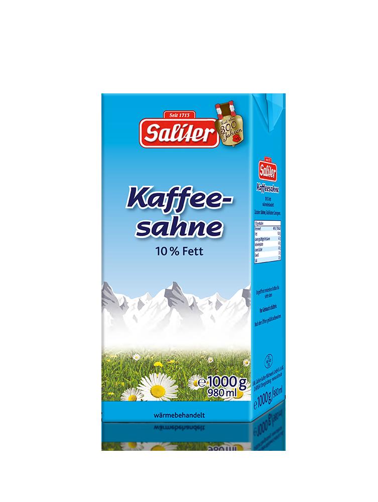 Kaffee-Sahne 10%