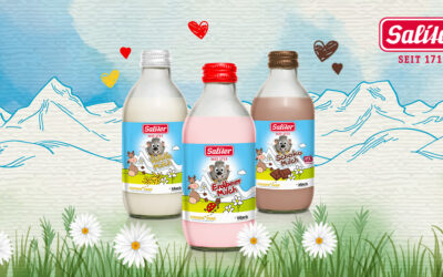 Milk delights to appeal to all your senses