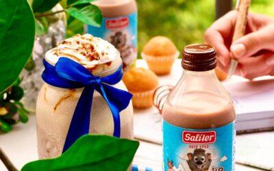 Unsere Schoko Milch in der Degusta Box für Juni