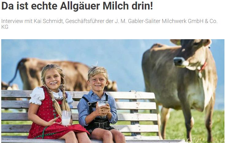 """Saliter im """"Wirtschaftsforum"""""""