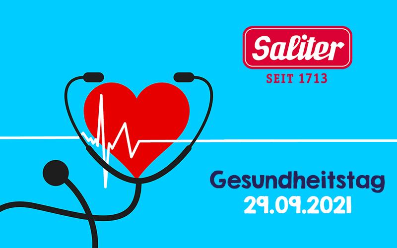 Der Saliter-Gesundheitstag